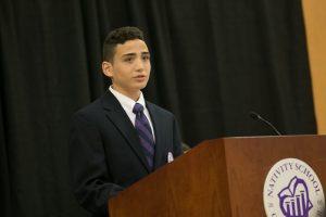 Rosend grad speech